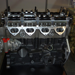 FV-100 Cast Iron Block, Head and Cam Carriers