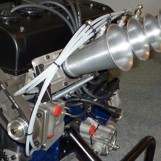 FV-100 Fuel Injection