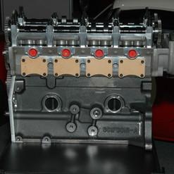 FVC Engine Head Assembly