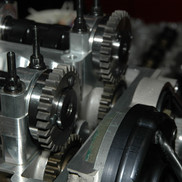 FVC Gear Train Assembly