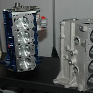 FVC Iron Engine Blocks