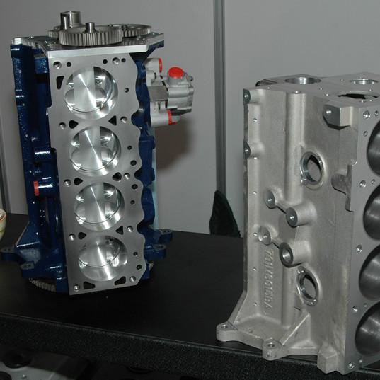 FVC Iron Engine Blocks