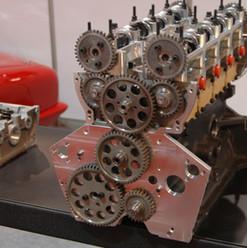 FVC Gear Train Assembly