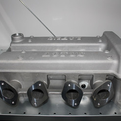Lotus Twin Cam Head and Cam Cover