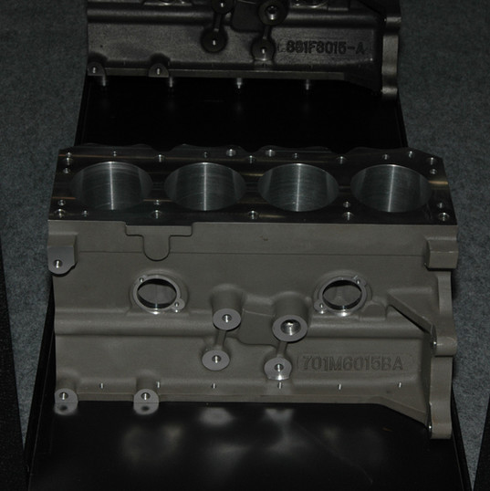 FVC Alloy Engine Block