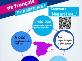 JOURNÉE INTERNATIONALE DU PROF DE FRANÇAIS