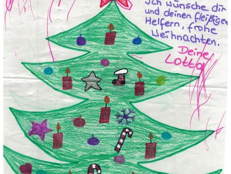 Dein Brief an die Weihnachtswichtel - Nur noch ein Tag Zeit!