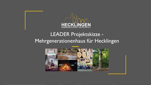 Unser Projekt auf Platz 1 der LEADER Hitliste