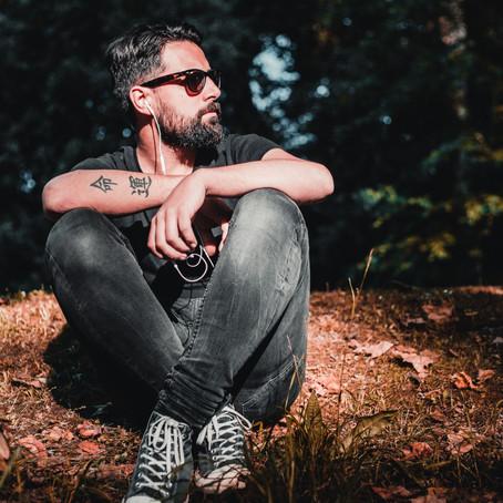 """LAS 20 DE LADYRED- Sergio Villar """"Alone in the Park"""""""