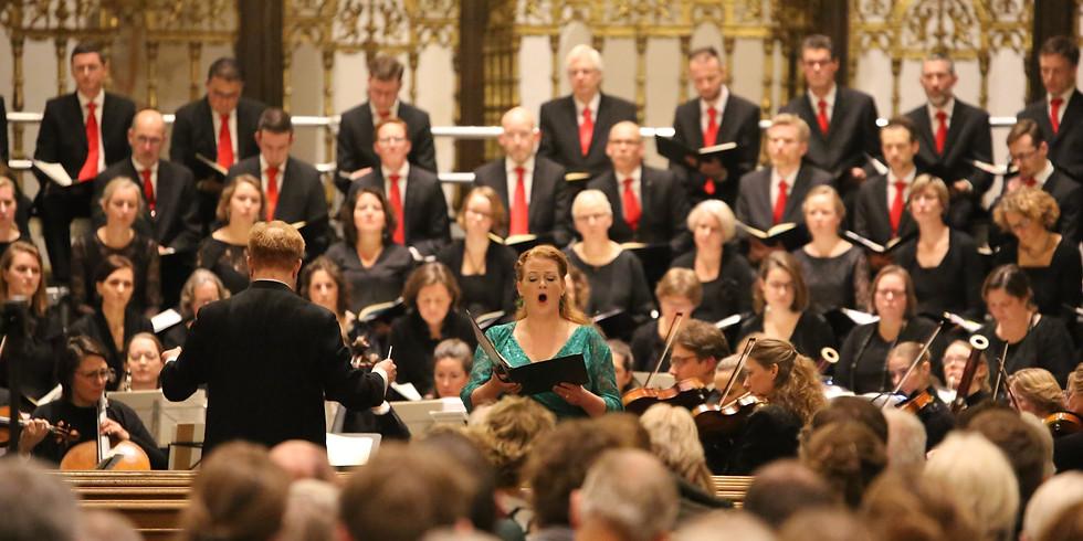 Johannes Passion, Sonante Vocale