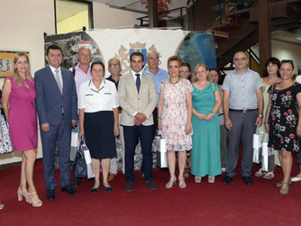 PORT OF ADRIA CONTINUES WITH ITS TRADITION: SCHOOL ACCESSORIES GIFT PACKAGES FOR FIRST-GRADE PUPILS