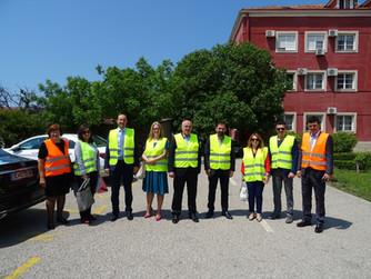 Predstavnici Makedonsko-turske privredne komore u posjeti AD Port of Adria