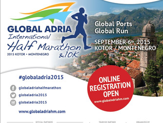 GLOBAL ADRIA INTERNATIONAL HALF MARATHON