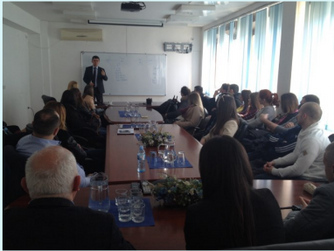 Working Visit of Maritime Faculty of Kotor Representatives