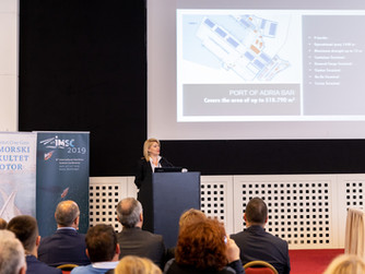 PORT OF ADRIA SPONSOR OF THE  8th INTERNATIONAL MARITIME SCIENCE CONFERENCE