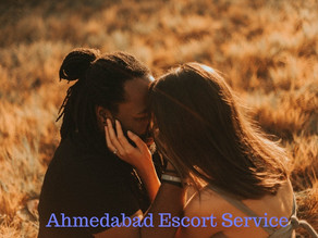 Where can I find an escort service in Ahmedabad?