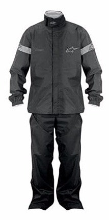 IMPERMEABLE ALPINESTARS 2 PIEZAS QUICK SEAL OUT