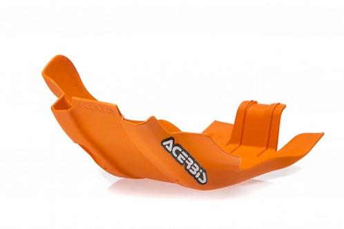 SKIDPLATE ACERBIS KTM/HUSQ 2T 250/300 17-18