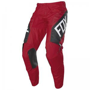 PANTALON FOX 180 REVN ROJO