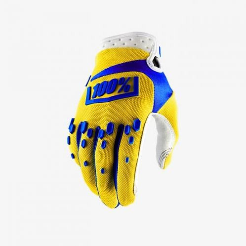 GUANTES 100% ARMATIC YELLOW/WHT