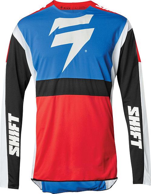 JERSEY SHIFT 3LACK. LABEL RACE 2