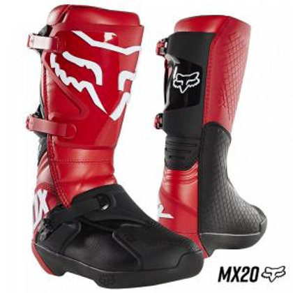 BOTAS FOX COMP MX20 ROJO