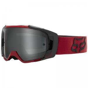 GOGGLES FOX VUE STRAY CARBON RED BLOOD