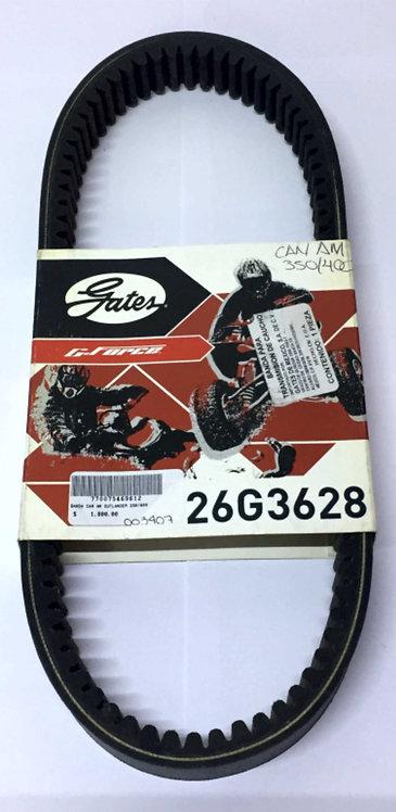 BANDA GATES 26G3628 OUTLANDER 330/ 400/ 400 MAX
