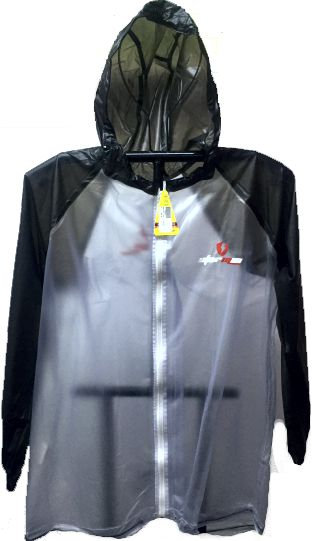 ROMPEVIENTO IMPERMEABLE STORMAN TRANSP NGO
