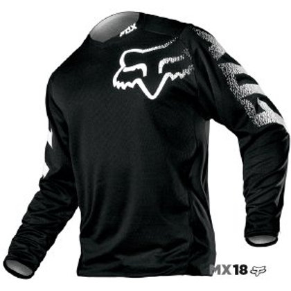 JERSEY FOX BLACKOUT Ç NEGRO