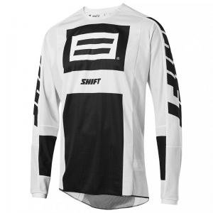 JERSEY SHIFT WHIT3 LABEL ARCHIVAL SE BCO