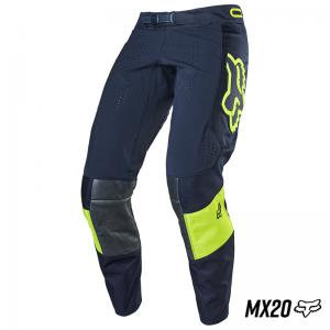PANTALON FOX. 360 BANN NAVY/FLUO