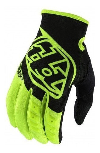 GUANTES TLD GP FLUO/NGO