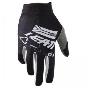 GUANTES LEATT GPX 1.5 GRIPR BCO/NGO