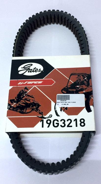 BANDA GATES 19G3218 BRUTE FORCE 4x4 650-750