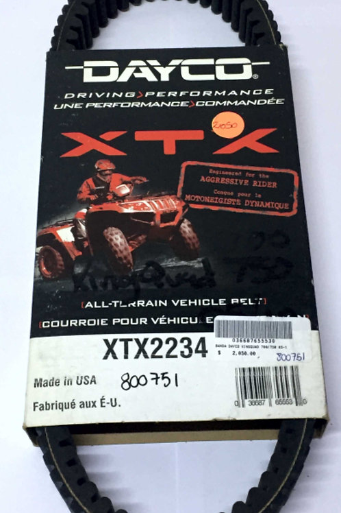 BANDA DAYCO XTX2234 KINGQUAD 700/750