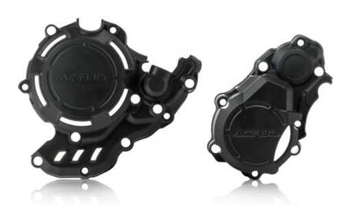 PROTECTORES ACERBIS X-POWER CLUTCH & IGNITION KTM/HUSQ 2T