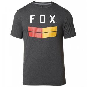 PLAYERA FOX TECH FRONTIER SS GRIS