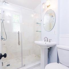 Another beautiful bathroom renovation ha
