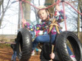 Hochseilgarten: Vater-Kind-Aktion