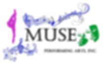 MUSE logo (with colors) simple flattende