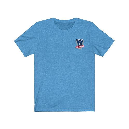 Unisex Bella + Canvas Jersey Short Sleeve Tee  I  Sarasota BMX Academy
