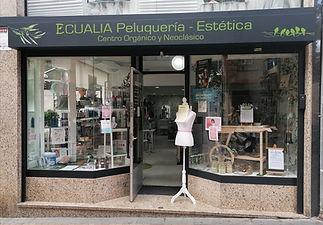 Ecualia centro orgánico de peluquería y