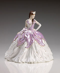 Gypsy Bride: Gold Edition Royal Staffordshire Figurine