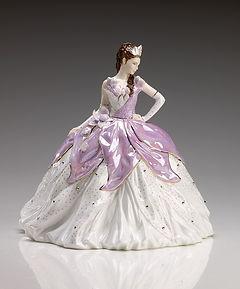 Gypsy Bride: Gold Edition Royal Staffordshire Figurine