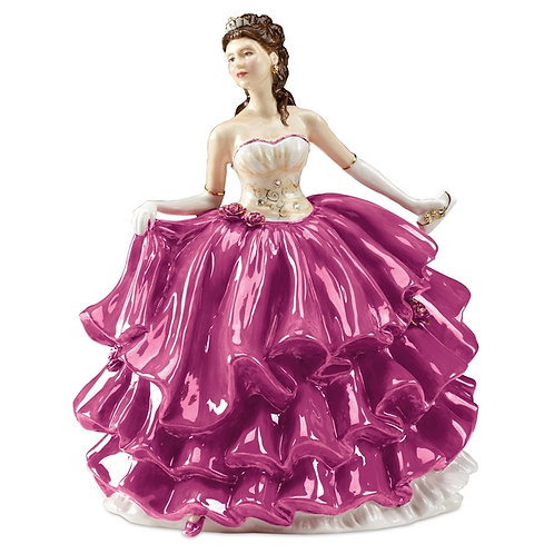 Alexandra: Figurine of the Year 2014