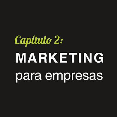 Marketing para empresas Cap.2