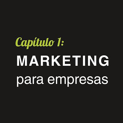 Marketing para empresas Cap.1