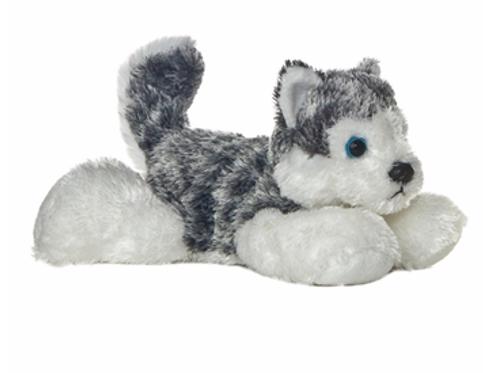 "8"" Stuffed Husky"