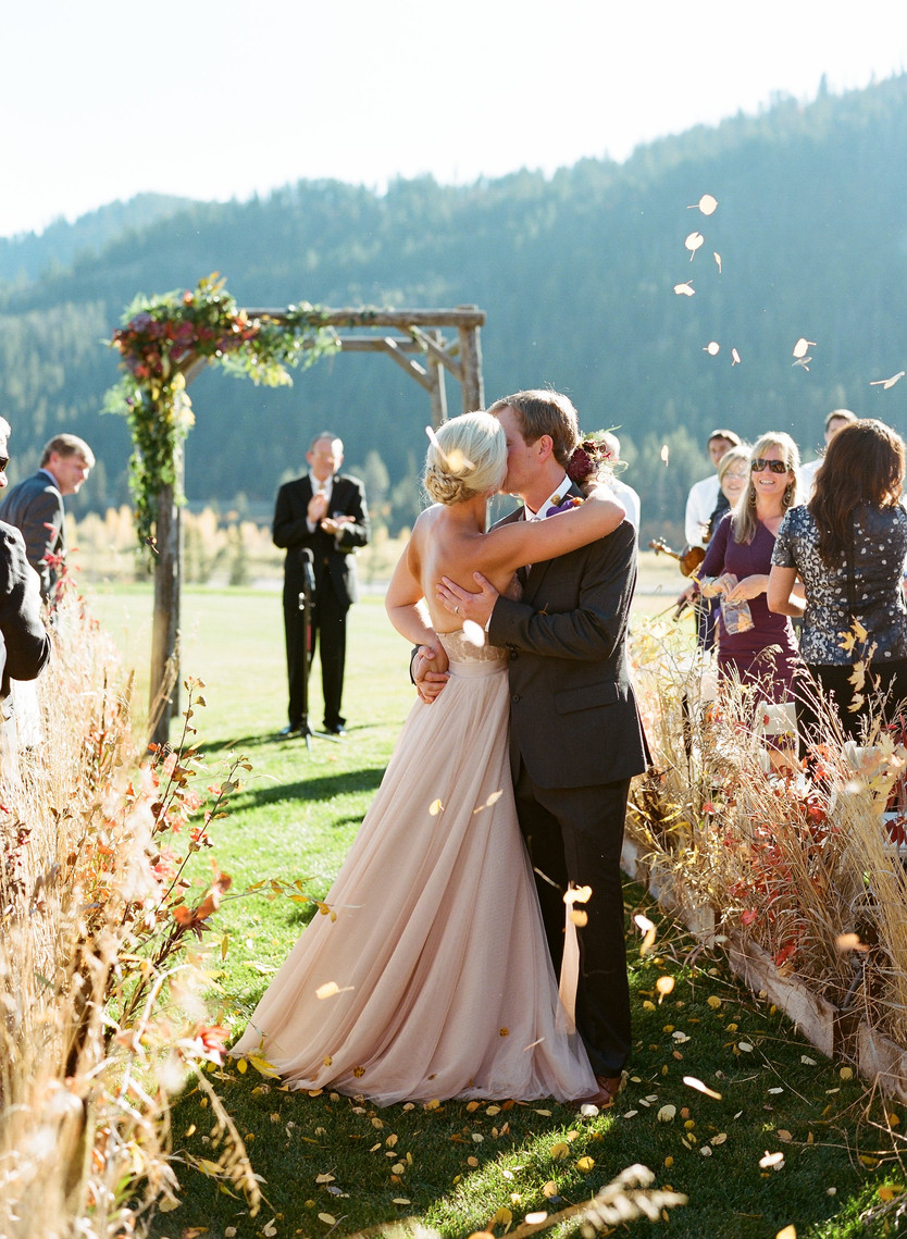 Top 5 Tips for Newly Engaged Couples on Scout Blog today!